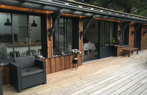 Charmante construction en bois au cap ferret
